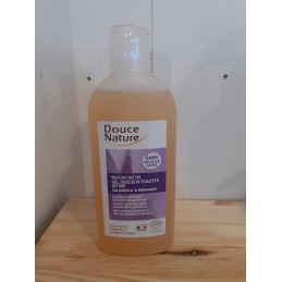 Gel douceur toilette bio